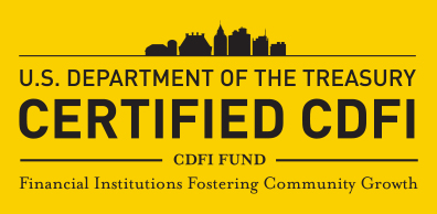 Color Certified CDFI Logo
